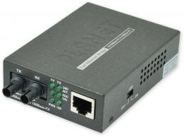 CONV-FT-801 100 Mbps, 2 km, MM-ST, duplex