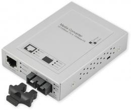 CONV-FT-802S15 100 Mbps, 15 km, SM-SC, duplex