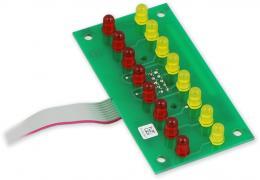 CP ZM 8 LED zobrazovač 8 skupin