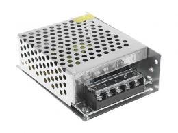 CPS60-12 spínaný zdroj 12V_5A, plechový kryt, 60 W, ochrany, LED