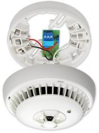 CT 3000T-EZS (komplet) tepelný detektor serie 3000