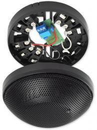 CT 3001O-EZS (komplet) - černá optickokouřové čidlo serie 3000-design