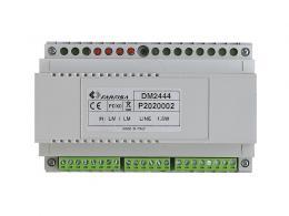 DM2444 slučovač pro 4 dveřní stanice DUO systém