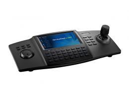 """DS-1100KI klávesnice s LCD 7"""" pro PTZ k DVR/NVR, LAN"""
