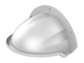 DS-1250ZJ - (White) držák na stěnu pro dome kamery, krátký, bílý