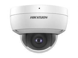DS-2CD2123G0-IU - (4mm) 2MPix, IP dome kamera; 4mm; WDR; EXIR 30m; IK10; mic