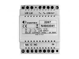 2287 modul připojení CCTV kamer k systému DUO