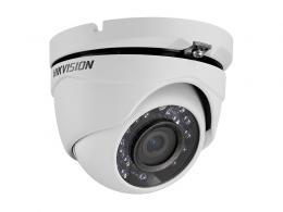 DS-2CE56D0T-IRMF - (2.8mm)(C) 2Mpx, 4v1 dome ball kamera; 2,8mm; IR 20m
