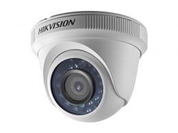 DS-2CE56D0T-IRPF - (2.8mm)(C) 2Mpx, 4v1 dome ball kamera; 2,8mm; IR 20m