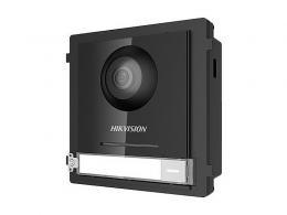 DS-KD8003-IME1(EU) řídící modul s kamerou a 1-tlač., IP verze, 2.gen.