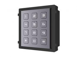 DS-KD-KP modul s číselnou klávesnicí, 2. gen.