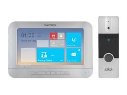 DS-KIS202 Ekonomická sada videotelefonu ; 4-vodičový systém