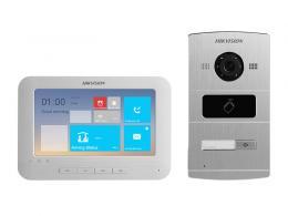 DS-KIS601 sada IP videotelefonu, LAN, 1. gen