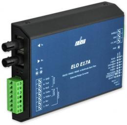ELO 1 -MM 1 kanálový převodník na optické vlákno