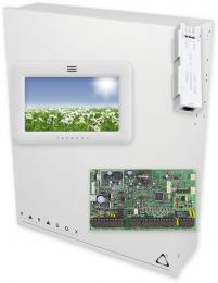 EVO192 + BOX VT-40 + IP150-SWAN + TM50