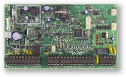 EVO192 panel 2x8=16 zón, max. 192 zón, na desce 4+1 P