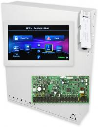 EVOHD + BOX VT-80 + IP150-SWAN + TM70