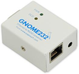 GNOME232 převodník Ethernet k modulu PRT3