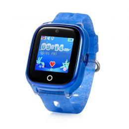 GPS Hodinky s GSM KT01 Blue dětské hodinky s GPS