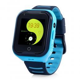 GPS Hodinky s GSM KT11 Blue dětské hodinky s GPS