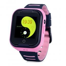 GPS Hodinky s GSM KT11 Pink hodinky s GPS