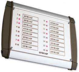 GVM16PLED signalizační tablo v krytu 16 LED