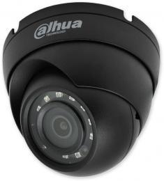 HAC-HDW1200M BLACK - černá 4v1, 1080p, 2,8mm, IR 30m, DWDR, černá