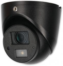 HAC-HDW1220G - 3,6 mm 4v1, 1080p, 3,6 mm, 20m, MIC, mini, černá