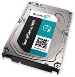 HDD 4 TB SATA NVR Seagate Skyhawk 4 TB, 64 MB cache, 6 Gb SATA., 5900 ot.