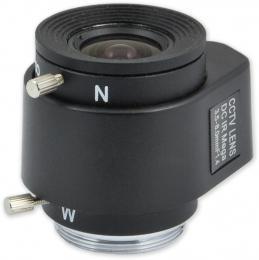HF-0358AMP MEGAPIXEL, 3,5-8mm, IR, auto clona, F1,4