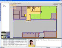 INTEGRAL - mapové rozhraní