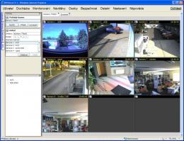 INTEGRAL - okruh CCTV