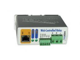 9137410E IP relé s jedním výstupem - externí