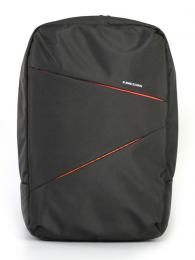 "Bag Arrow K8933W-B - černá 15.6"" black backpack"