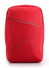 "Bag Arrow K8933W-B - červená 15.6"" red backpack"