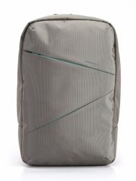 "Bag Arrow K8933W-B - šedá 15.6"" grey backpack"