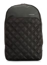 "Bag Clutch K8870W - černá 15.6"" black backpack"
