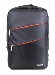 """Bag Evolution K8533W - černá 15.6"""" black backpack"""