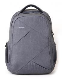 """Bag Sliced K8515W-G 15.6"""" grey backpack"""