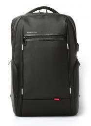"""Bag Smart K9004W 15.6"""" black smart backpack"""