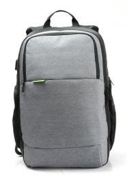 """Bag Smart KS3143W - šedá laptop batoh 15.6"""""""