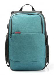 "Bag Smart KS3143W - Zelená laptop batoh 15.6"""