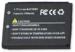 Baterie 119 Li-ion akumulátor pro HD129