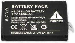 Baterie 609 Li-ion akumulátor pro HD609