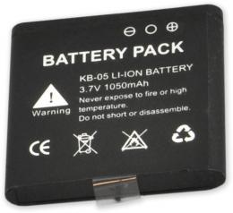 Baterie 96 Li-ion akumulátor pro HD96