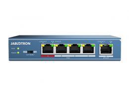 JI-114Z rozbočovač Ethernetu PoE - 4 portový