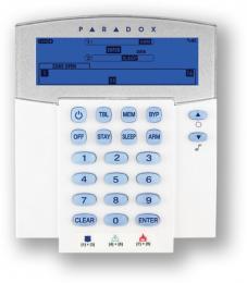 K37 - 433 bezdrátová ICON LCD