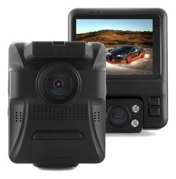Kamera E20 Dual GPS Full HD kamera do auta