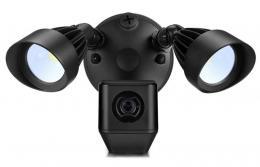 Kamera GF-L100 Black - černá venkovní kamera s osvětlením