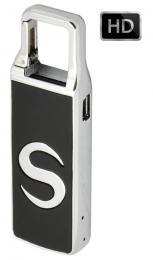 Kamera ve flash disku HD metal S skrytá kamera ve tvaru flash disku